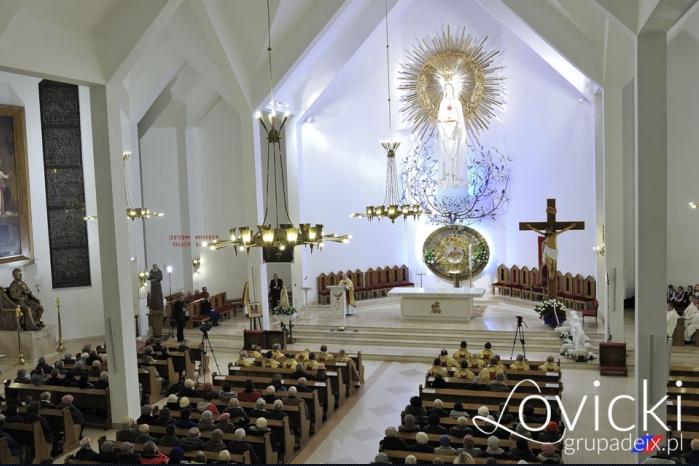 Konsekracja kościoła oraz ustanowienie Sanktuarium Matki Bożej Fatimskiej 8 XII 2017
