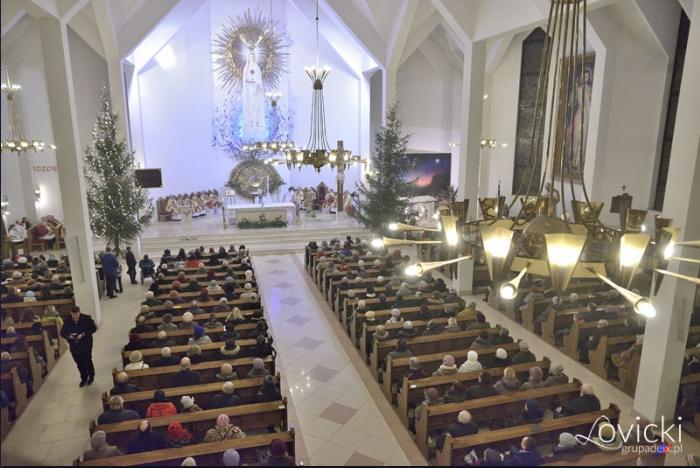 Inauguracja Jublieuszu 100-rocznicy Objawień Fatimskich 2 II 2017