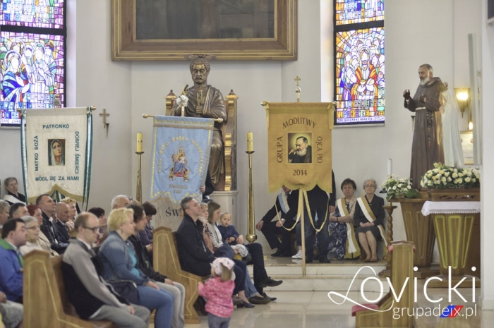 40-lecie Kapłaństwa Ks. Proboszcza Kanonika Józefa Orchowskiego 4 VII 2017